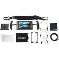 SmallHD SHD-MON703U-SONYDK (SHDMON703USONYDK) Ultra Bright 1080p 7-inch LCD Monitor with 2200 nits Brightness - Sony L Series Directors Kit
