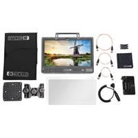 SmallHD SHD-MON1303HDR-GMKIT (SHDMON1303HDRGMKIT) 1303 HDR 13inch Production Monitor Kit - Gold Mount