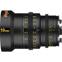 Veydra Mini Prime 19mm T2.6 Lens  - Sony E Mount (Available in Metric and Imperial Scale)