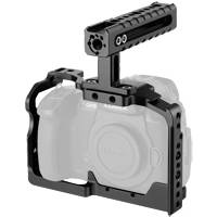 SmallRig 2050 (SR2050) GH5 Cage with Top Handle for Panasonic GH5 and GH5S Cameras