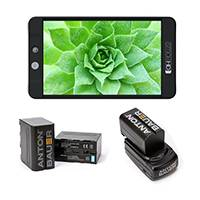 SmallHD SHD-MON702LNPFKIT (SHD-MON702LNPFKIT) 702 Lite On-Camera Monitor and NPF Battery Kit