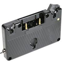 Anton Bauer QR-DP800 (QRDP800) Gold mount battery plate for Panasonic DVC PRO and P2 Cameras