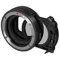 Canon Mount Adapter EF-EOS R with Drop-In Variable ND Filter for Canon EOS R Full Frame Mirrorless Camera