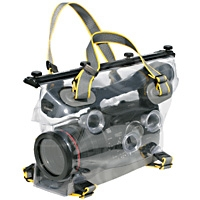 Ewa-Marine VXA (V-XA) 10M rated underwater housing for Canon XH-A1 / XH-G1 HDV camcorders