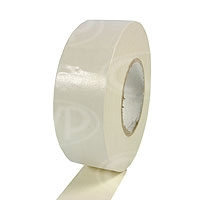CVP Fabric backed premium quality Gaffer / Gaffa / Tank / Duct tape in white - 50mm width x 50m length
