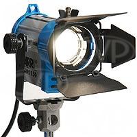 ARRI Junior 150 (L3.79360.B) 240v / 150w Tungsten Fresnel Lamphead c/w Barndoors