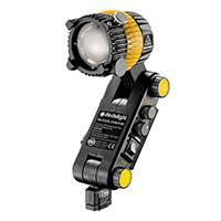 Dedolight DLED2HSM-BI Bi-colour Focusing LED Light Head with Hot Shoe mount and integrated ballast (DLED2HSMBI)