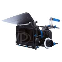 Redrock Micro DSLR Cinema Studio Bundle with microFollowFocus (p/n 18-066-1114)