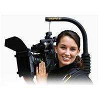 Easyrig EA342B-  Cinema 3 - 400N (Standard) Version for 35mm Cine Cameras - with Extended Arm + 230mm (9