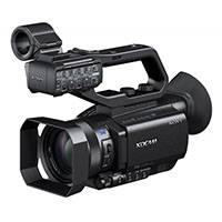 Sony PXW-X70/4K (PXW-X704K) HD Professional 1.0 type Exmor R CMOS Sensor Compact XDCAM Camcorder with 4K Upgrade CBKZ-XZ0F