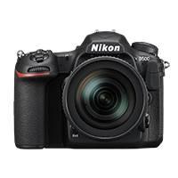 Nikon D500 20.9 Megapixel APS-C Digital SLR Camera with Nikkor 16-80mm f2.8-4 ED VR Lens (p/n VBA480K001)