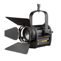 Ikan RS-F100 (RSF100) Red Star 4in Tungsten LED Fresnel Light - 100W