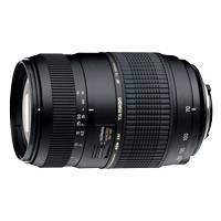Tamron 70-300mm f4-5.6 Di LD Macro 1:2 Lens - Canon EF Mount (p/n 5525)