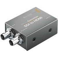 Blackmagic Design Micro Converter - SDI to HDMI without PSU - Micro USB powered(BMD-CONVCMIC/SH)