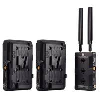 Tilta WVT-02-A (WVT02A) Wireless HD Video Transmission Suite with Two Receivers