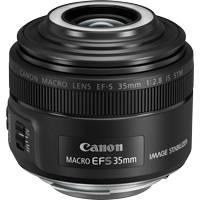 Canon 35mm f/2.8 Macro IS STM Lens - EF-S Mount (p/n 2220C005AA)