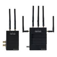 Teradek Bolt LT 1000 HD-SDI TX/RX Deluxe Kit with 1x Transmitter and 1x Receiver - Gold Mount (TER-BOLT-955LT-1G)