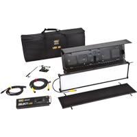 Kino-Flo KIT-F31B-230U FreeStyle 31 LED DMX Kit with Soft Case (F31B-230U)