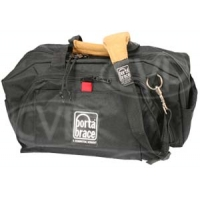 Portabrace RB-1B (RB1B) Small Run Bag Lightweight for small chargers, tape stock, batteries, light heads and other gear (internal dimensions: 45.72 x 17.78 x 24.13 cm) (black)