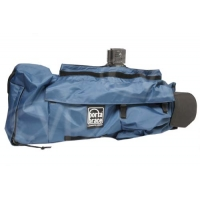 Portabrace STC-2EX (STC-2) Camcorder Storm/Rain Coat Extreme for a range of Sony and Panasonic camcorders (blue)