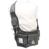 Portabrace SS-2BL (SS2BL) Side Sling Pack for accessories (black)