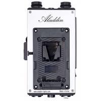Aladdin FB200BIDIMVM (FB-200-BID-IM-VM) Fabric-Lite Dimmer with DMX and Lumen Radio - V-Mount