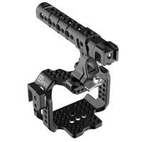 8Sinn 8-BMMCC C+THP (8BMMCCCTHP) Blackmagic Cinema Camera Micro Cage + Top Handle Pro