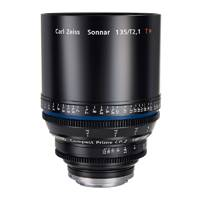 Ex-Demo Zeiss (1982-018) 135mm T/2.1 Compact Prime CP.2 Lens (EF Fit / Imperial Scale)