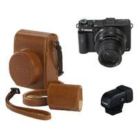 Canon PowerShot G1 X Mark II 12.8 Megapixel Digital Compact Camera Premium Kit (p/n 9167B022AA)