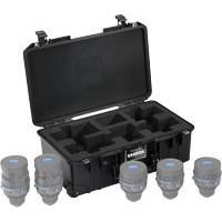 ZEISS CP.3 Air Case for up to 5 Lenses (2219-364)