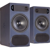 PMC twotwo 8 Active Two-Way Reference Monitor Speakers x2 with DSP controls (Frequency Response 35Hz - 25kHz)