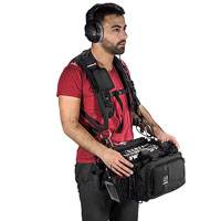 Sachtler Bags SN605 (SN-605) Heavy Duty Harness for audio bags up to 88lbs/40kg (replacement for Petrol PS605)