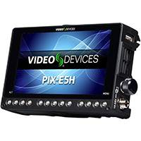 Open Box Sound Devices PIX-E5H (PIXE5H) Portable 5-inch HD Recorder/Monitor With Touch Control