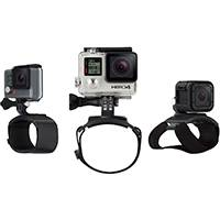 GoPro (AHWBM-001) The Strap Compatible with All GoPro Cameras, Can be used on your Hand, Wrist, Arm or Leg