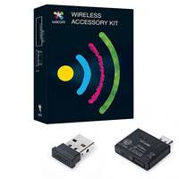 Wacom Wireless Accessory Kit For Bamboo & Intuos (pn ACK-40401)
