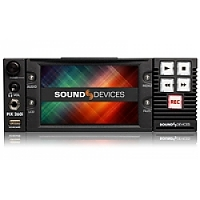 Sound Devices PIX 260i (PIX260i, PIX-260i) Portable Video Recorder with Timecode, HDMI and HD-SDI Connectors - records using Apple ProRes and Avid DNxHD