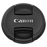 Canon E-49 49mm Lens Cap for EF 50mm f1.8 STM (Canon p/n 0576C001AA)