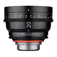 Samyang XEEN 20mm T1.9 Cine Lens for Micro Four Thirds Mount