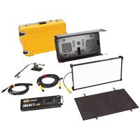 Kino-Flo KIT-F21U FreeStyle 21 LED DMX Kit with Flight Case (F21U)