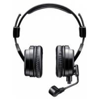 Shure BRH50M-LC (BRH50MLC) Dual- Sided Broadcast Headset - with Dynamic Microphone