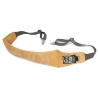 Portabrace HB-40 CAM-C (HB40) Heavy Duty Suede Camera Strap for broadcast cameras (c/w clips)