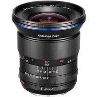 Laowa VE1520SFE (VE-1520-S-FE) 15mm f/2 Ultra Wide Angle Zoom Lens (Black) - Sony FE Mount