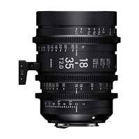 Sigma 18-35mm T2 High Speed Zoom Cine Lens - E Mount - Available in Feet or Metre Scale (210967 / 21M967)