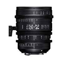 Sigma 24-35mm T2.2 FF Zoom Cine Lens - E Mount - Available in Feet and Metre Scale (588967 / 58M967)