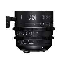 Sigma 35mm T1.5 FF High Speed Prime Cine Lens - EF Mount - Available in Feet and Metre Scale (340966 / 34M966)