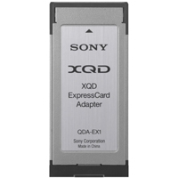 Sony QDA-EX1 (QDAEX1) XQD ExpressCard Adaptor