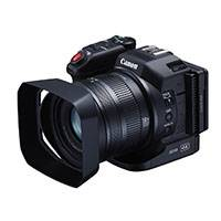 Canon XC10 (XC-10) 4K Compact Digital Camcorder Bundle Including a 128GB CFast 2.0 Memory Card and Card Reader (p/n 0565C015AA)