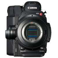 Canon EOS C300 Mark II 4K EF Mount Video Camera with Dual DIGIC DV5 Processors a Super 35mm CMOS Sensor and 15-Stops of Dynamic Range at High Bit Rates to Internal CFast 2.0 Cards (Body Only)