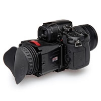 Zacuto GH3 Z-Finder Pro 2.5x Viewfinder for the Panasonic GH3/GH4 DSLR - Z-FIND-GH3 (ZFINDGH3)