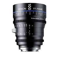 Schneider Xenon 100mm T2.1 FF Prime Lens - PL (FT) Mount (SKFF100PLF)